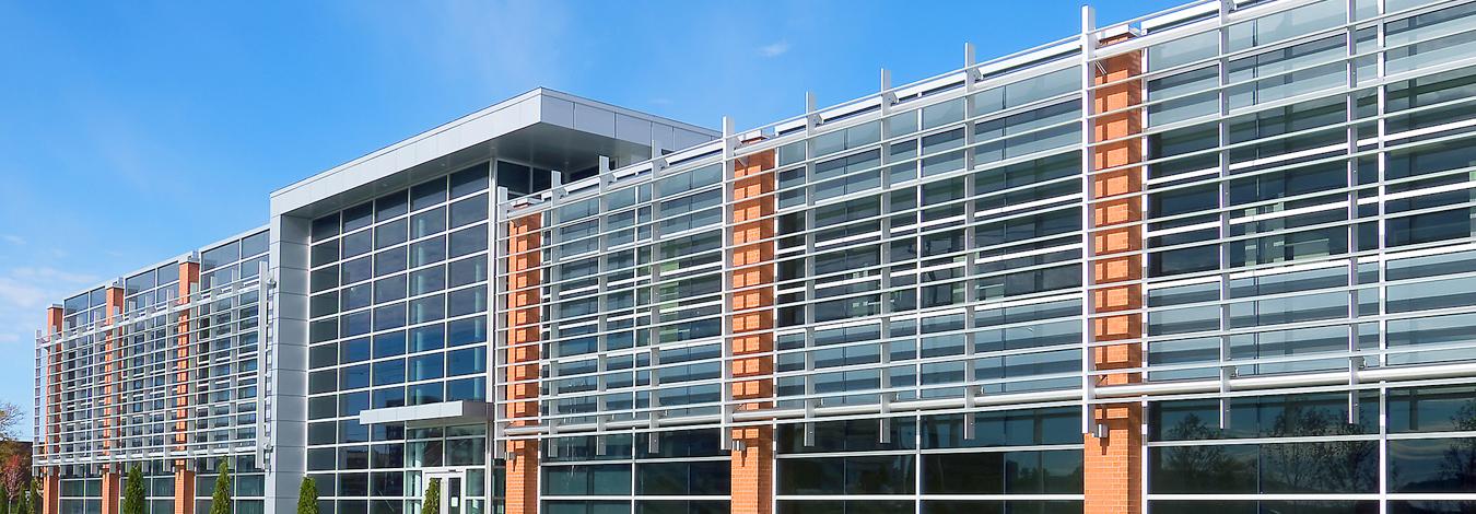 Geveltechniek-schoolgebouw