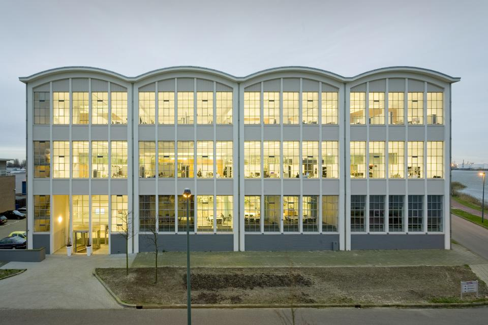 De Timmerfabriek Winnaar NRP Gulden Feniks 2016 Categorie Transformatie