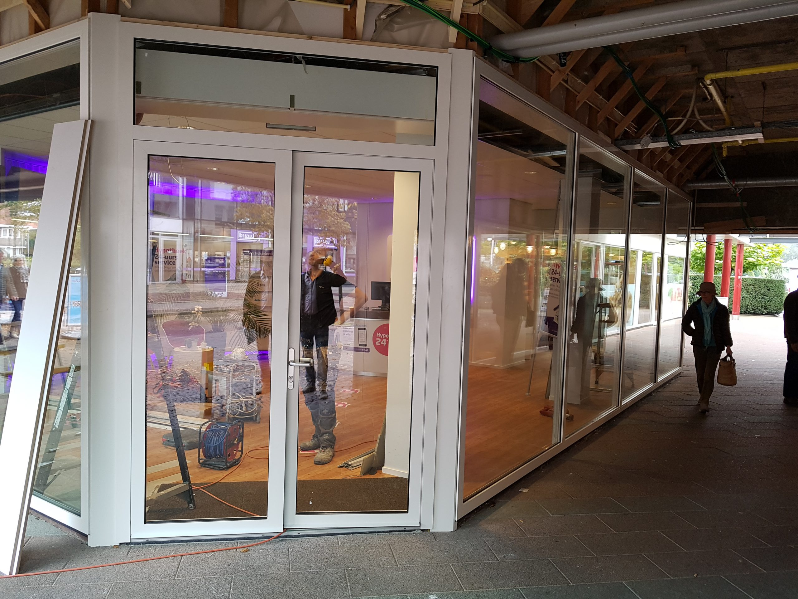 Winkelcentrum Hogeweg Passage Zeist