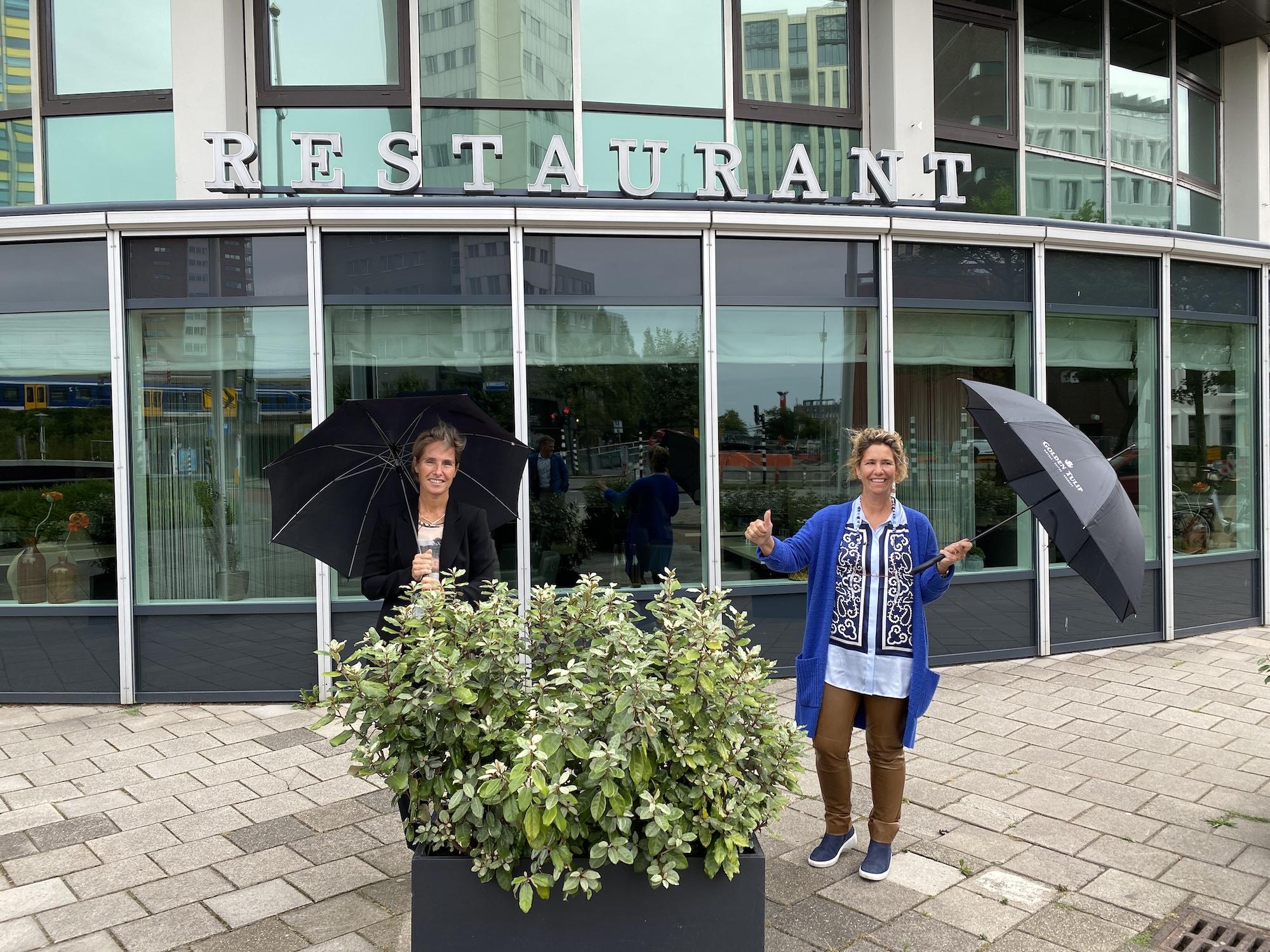 Victoria Hotel Draagt Haar Steentje Bij Aan Verduurzaming Van Leiden